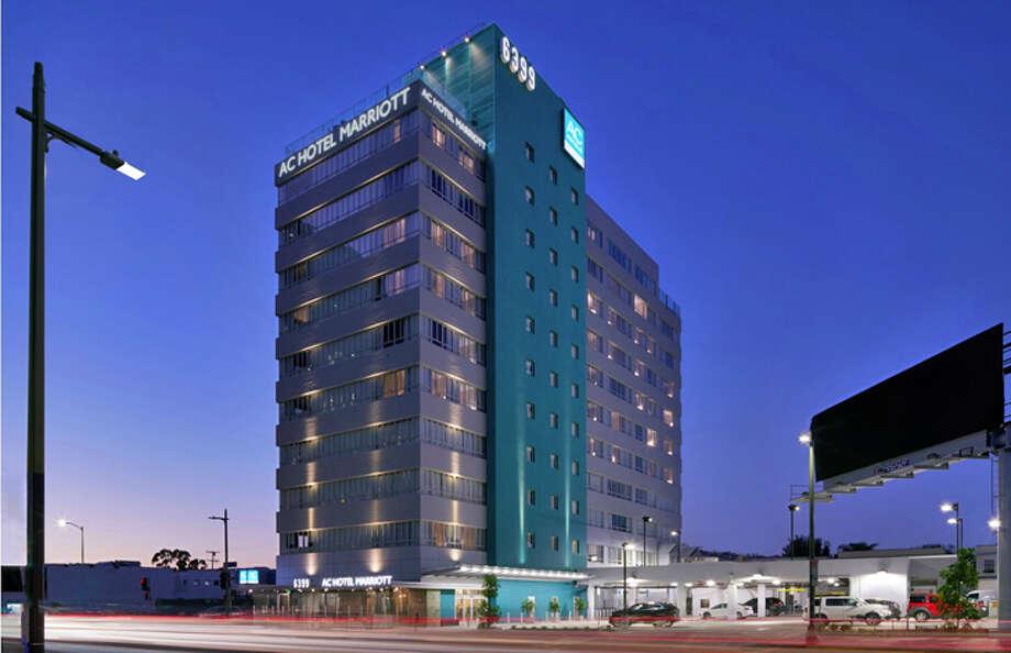 Marriott's new AC Hotel in Beverly Hills. Photo: Marriott