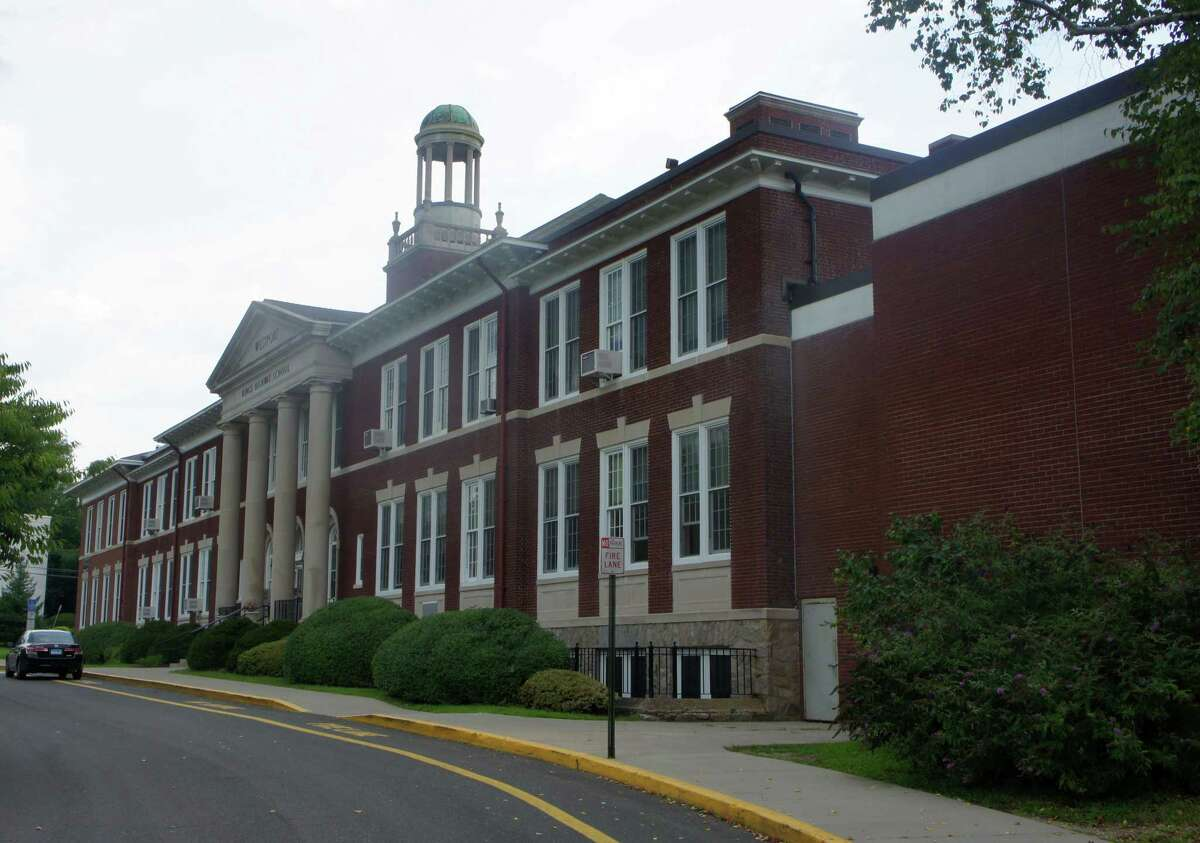 Kings Highway Elementary School in Westport had an immunization rate of 97.4 percent, well above the recommended 95 percent rate.