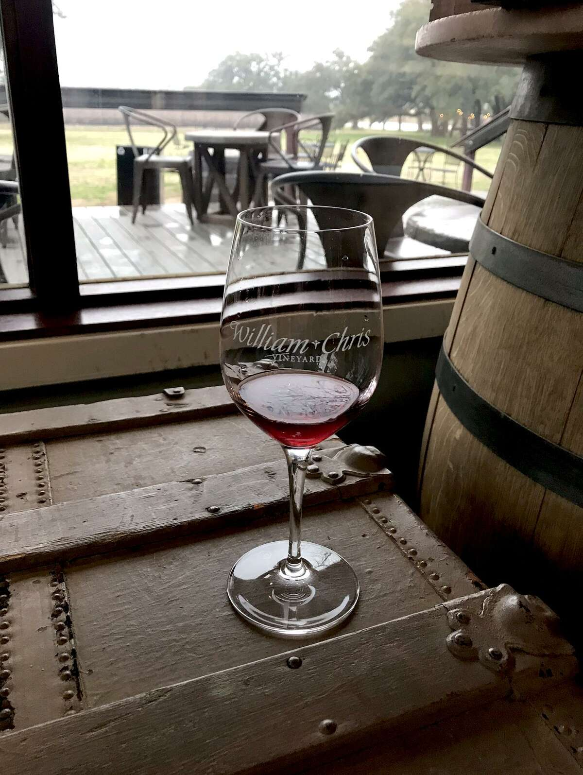 William Chris Vineyards was raked the best Hill Country winery for 2019.