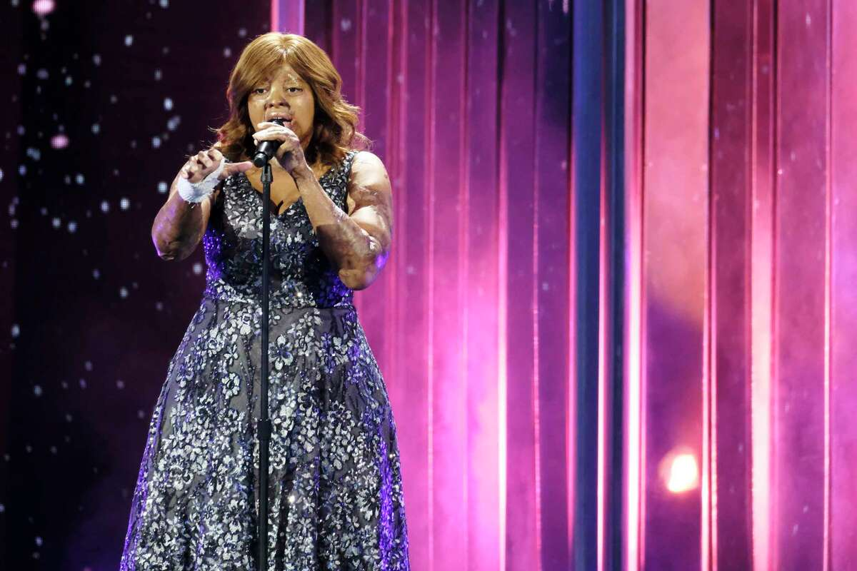 Kechi earned the golden buzzer on 'America's Got Talent: The Champions.'