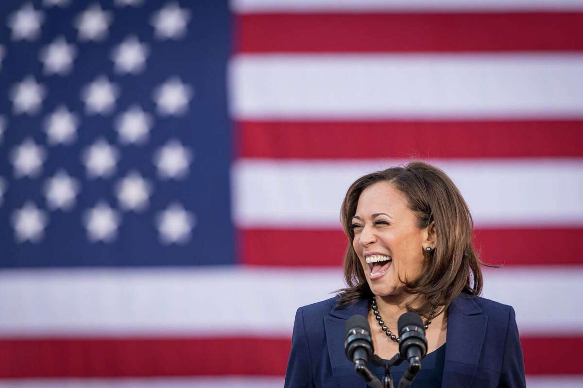 Senator Kamala Harris, D-Calif.