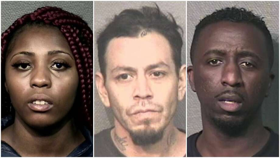Close to two dozen Houston men and women were charged with human trafficking-related felonies in 2018, records show. Photo: Handout/Houston Police Department