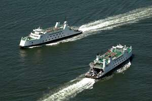 Lack of speed and not enough boats are two factors that prevent commuter ferry service from being a viable option in Connecticut.