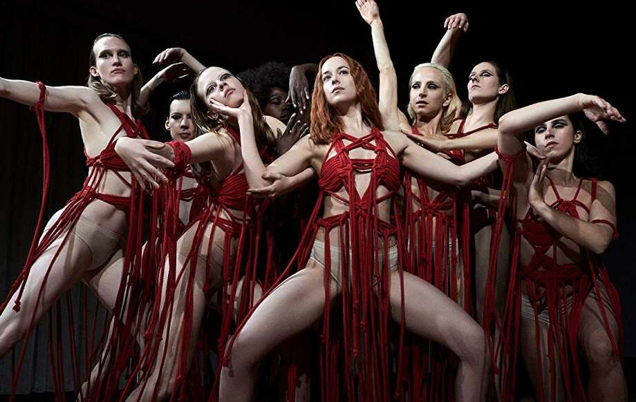 "Modern dance meets witchcraft in the remake of ""Suspiria."" Photo: Amazon Studios"