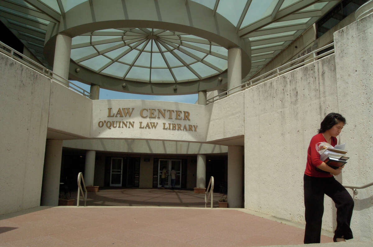A new five-story building will replace the aging Bates Law Building which was constructed in 1969 and houses the University of Houston Law Center, including the O'Quinn Law Library, according to a release from UH.