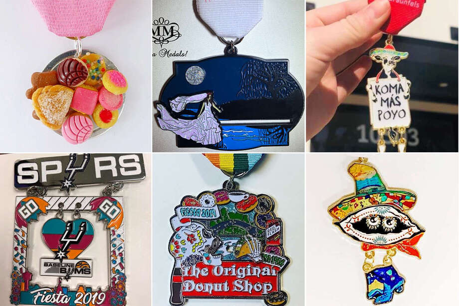 Click ahead to see other medals released so far this year. Photo: Courtesy