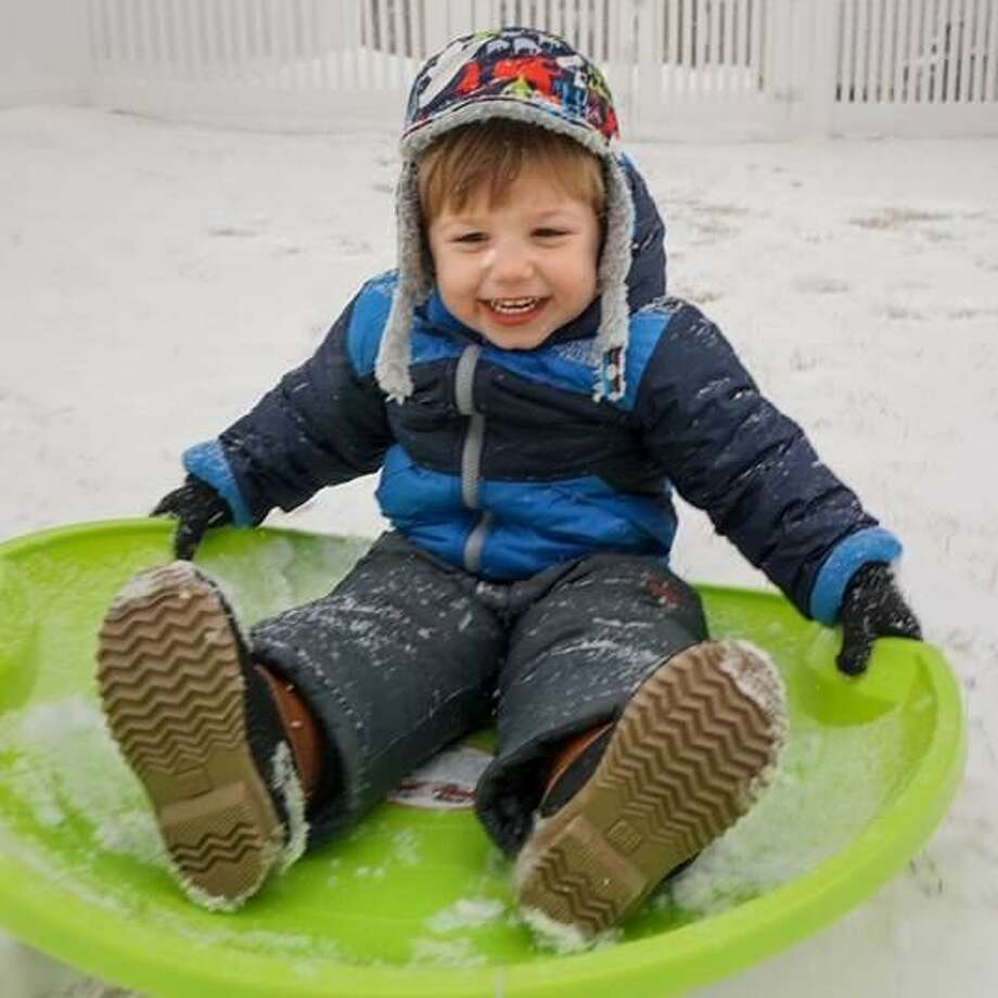 Fairfield-based Save The Children offers tips for keeping kids safe in cold weather. Photo: Contributed / Save The Children