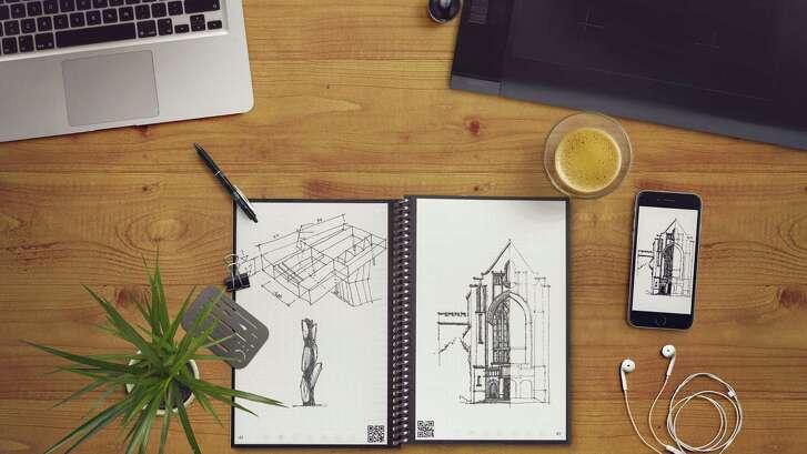 "Rocketbook bills itself as a line of ""endlessly reusable digital notebooks."""