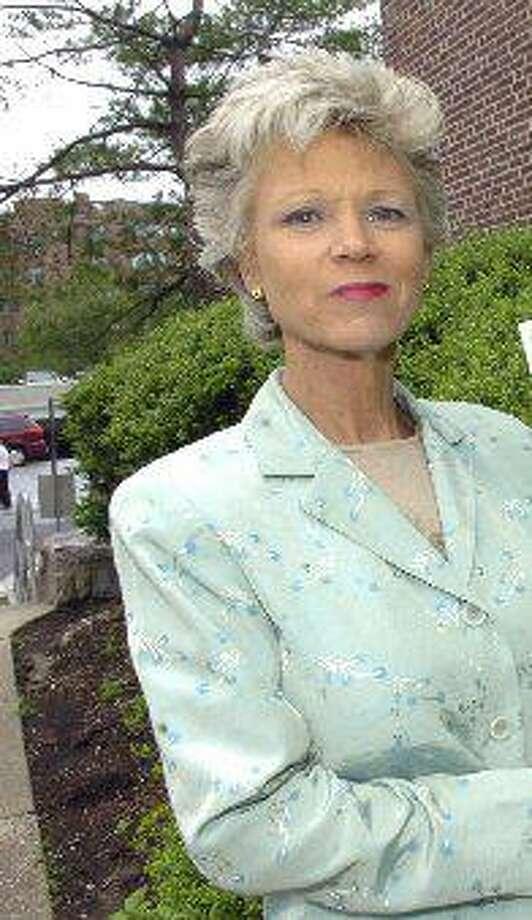 Health director Caroline Calderone Baisley. Photo: File Photo / File Photo / Greenwich Time File Photo