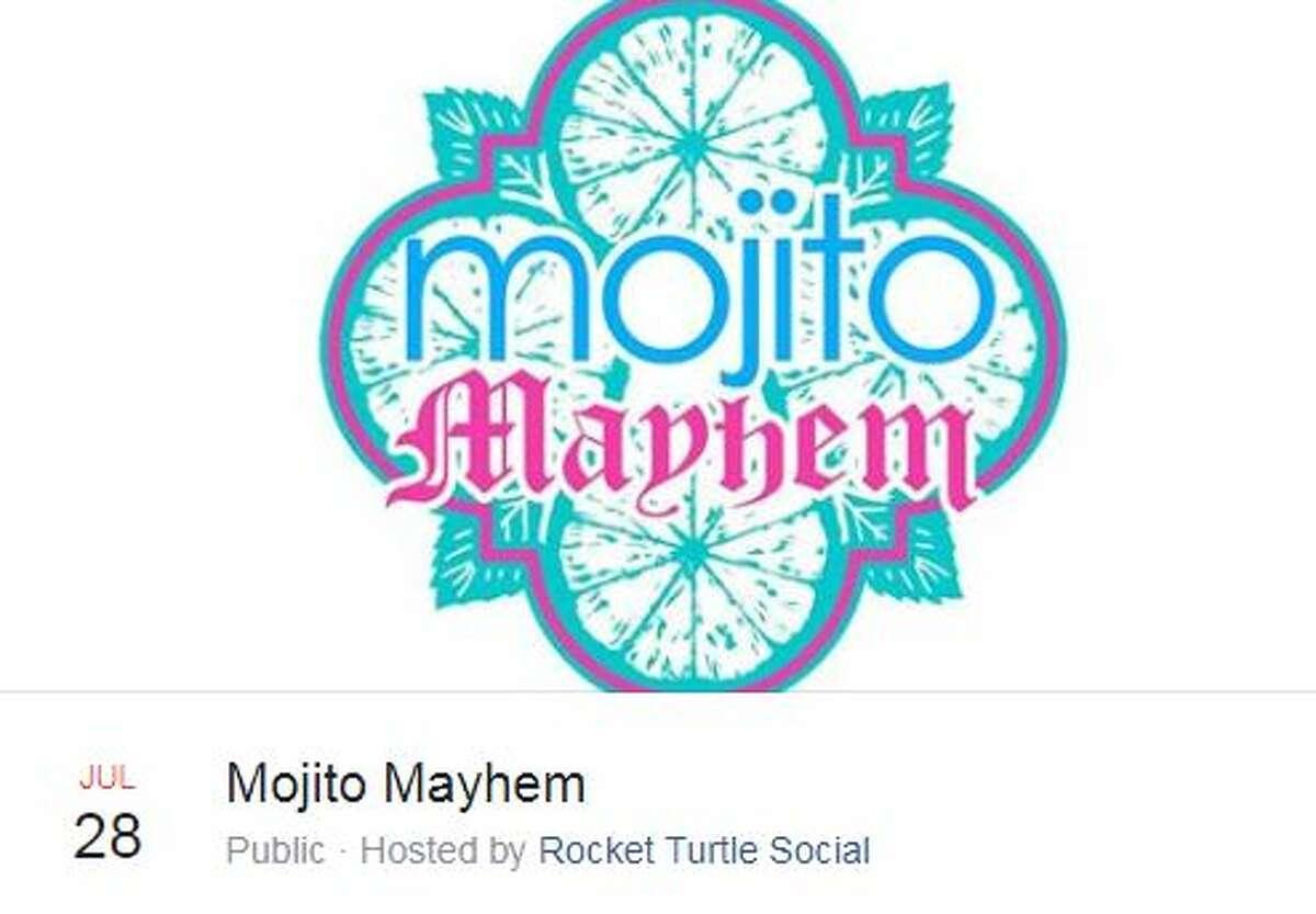 Alamo Distilling Company will be hosting a Mojito Mayhem event this July.