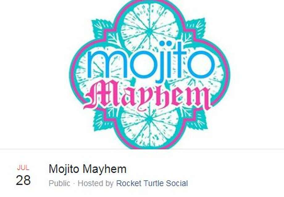 Alamo Distilling Company will be hosting a Mojito Mayhem event this July. Photo: Facebook Screengrab