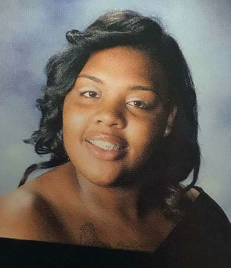 Photo of Malaysia Goodson from the 2015 Westhill High School yearbook. Photo: /