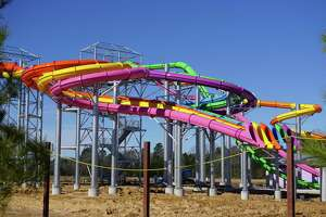 The forthcoming Big Rivers Waterpark in New Caney is located next to Gator Bayou Adventure Park, both situated on a 600-acre piece of land within one of Montgomery County's 11 Opportunity Zones.