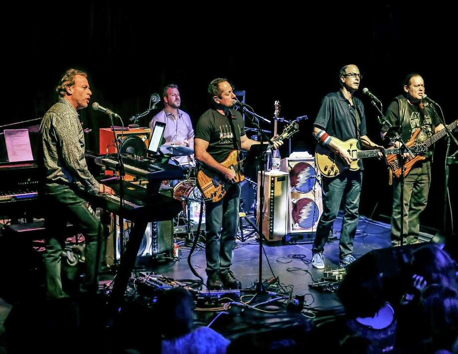 Terrapin: The Ultimate Grateful Dead Experience will play the Ridgefield Playhouse on Feb. 9. Photo: Ridgefield Playhouse / Contributed Photo