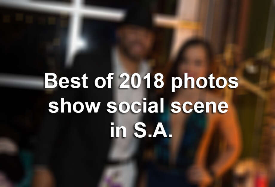 Best of 2018 photos show social scene in S.A. Photo: Various Photographers