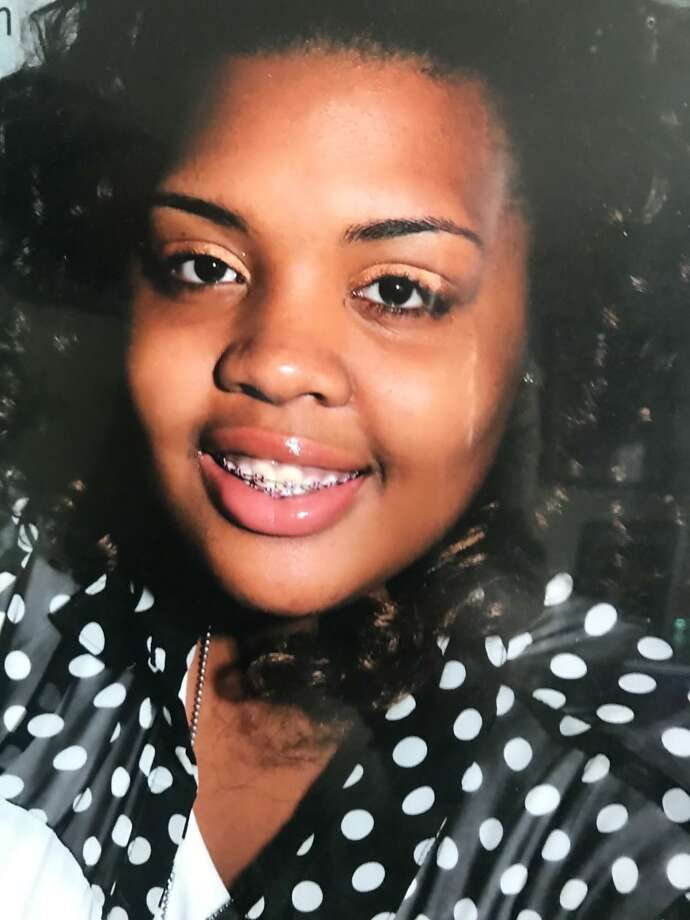 A photo of Malaysia Goodson, 22, of Stamford. She was killed when she fell down a staircase in a Manhattan subway. Photo: / Contributed