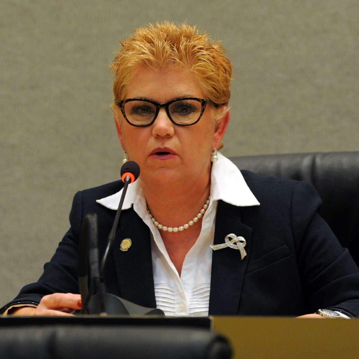 Bridgeport City Council member Michelle A. Lyons