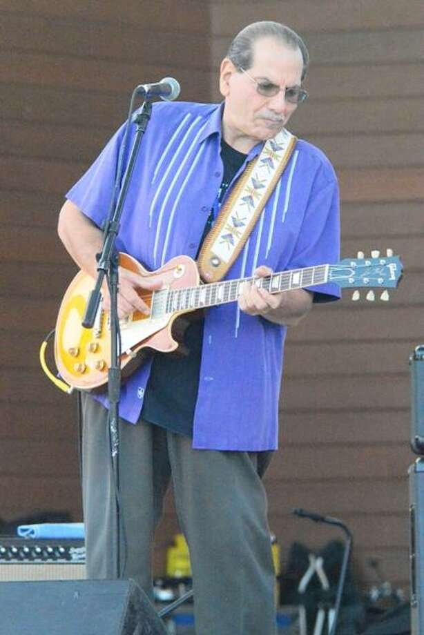Paul Gabriel plays Tuscany at Mohegan Sun on Friday, Feb. 1. Photo: Domenic Forcella / Contributed Photo