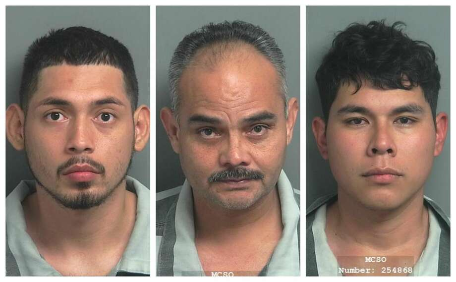 Montgomery County officials seized 5 kilograms of methamphetamine valued at more than $63,000.>>See the mugshots and charges of the accused... Photo: Montgomery County Sheriff's Office