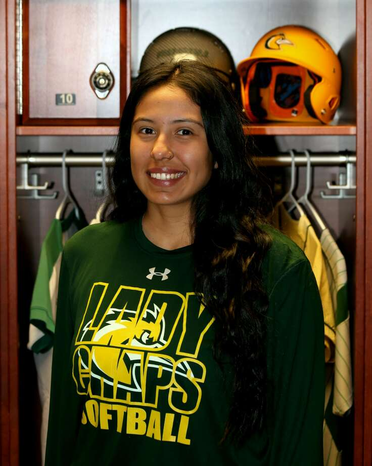 Midland College softball player Analisa Paunco Photo: Forrest Allen| MC Athletics