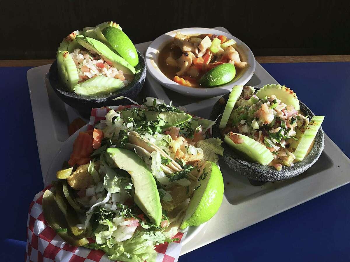 San Antonio's Best Restaurants: El Bucanero