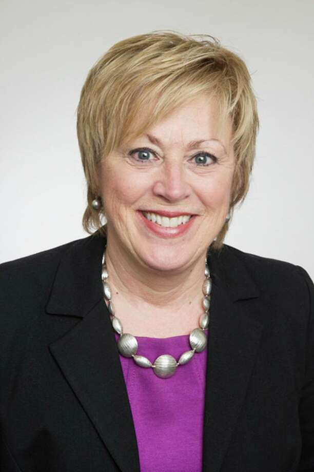 Denise George has been named Sharon Hospital's acting president, effective Feb. 4. Photo: Contributed Photo