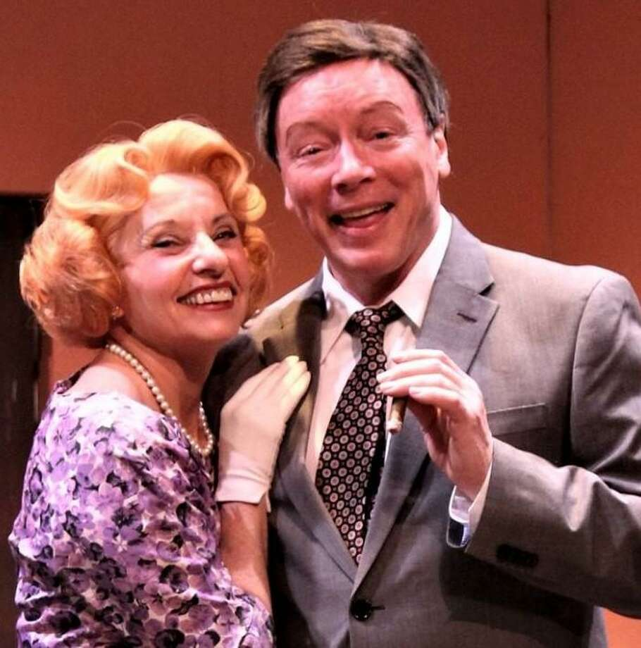 "Seven Angels Theater's new show, ""George and Gracie"" opens Thursday, Jan. 31 in Waterbury. Photo: Contributed Photo"