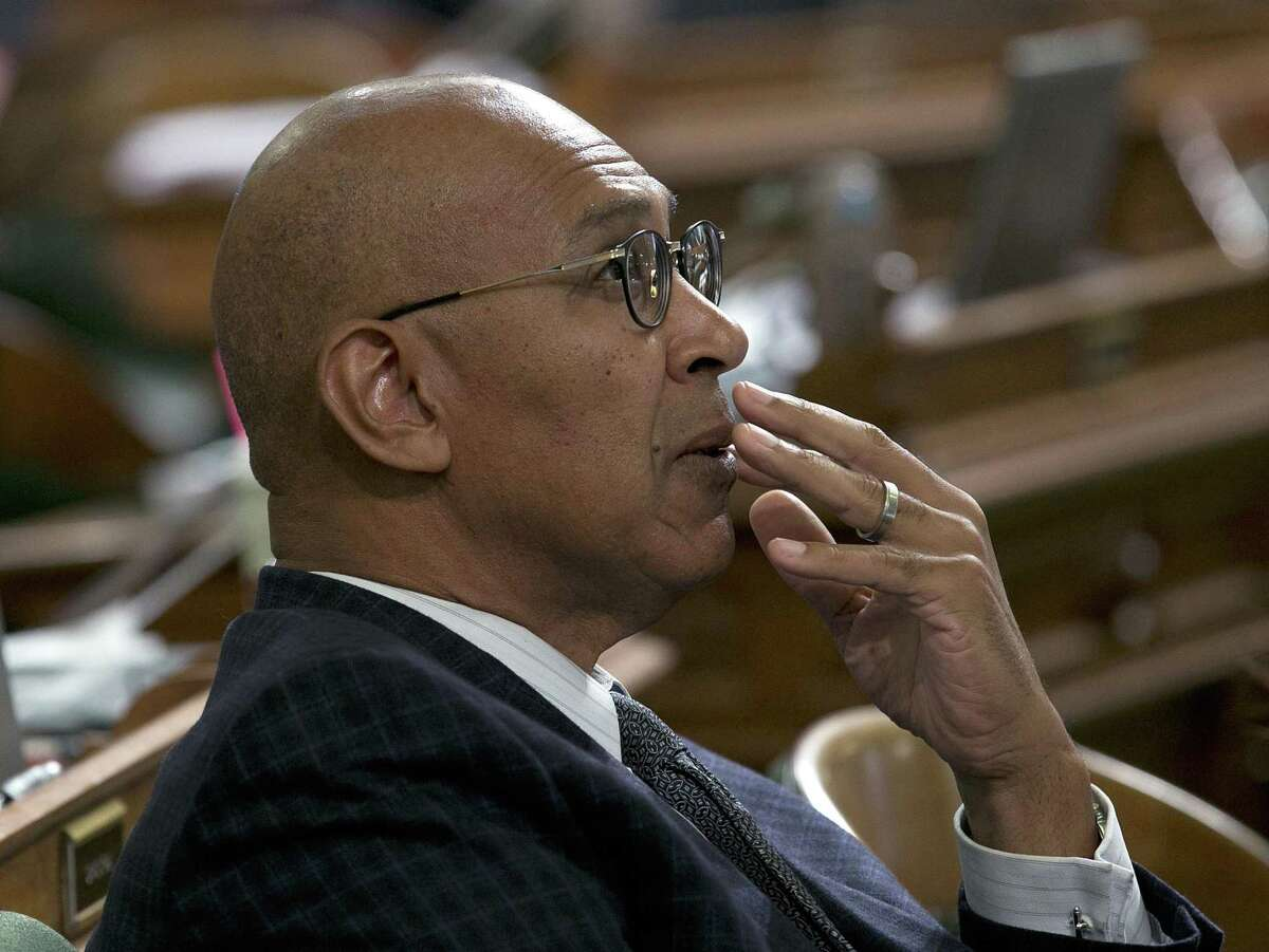 Assemblyman Chris Holden, D-Pasadena, said he had been seeking to avert a bankruptcy filing by the utility.