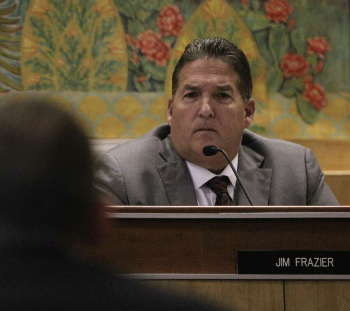 Assemblyman Jim Frazier, D-Discovery Bay, introduced a bill to force PG&E to underground more lines.