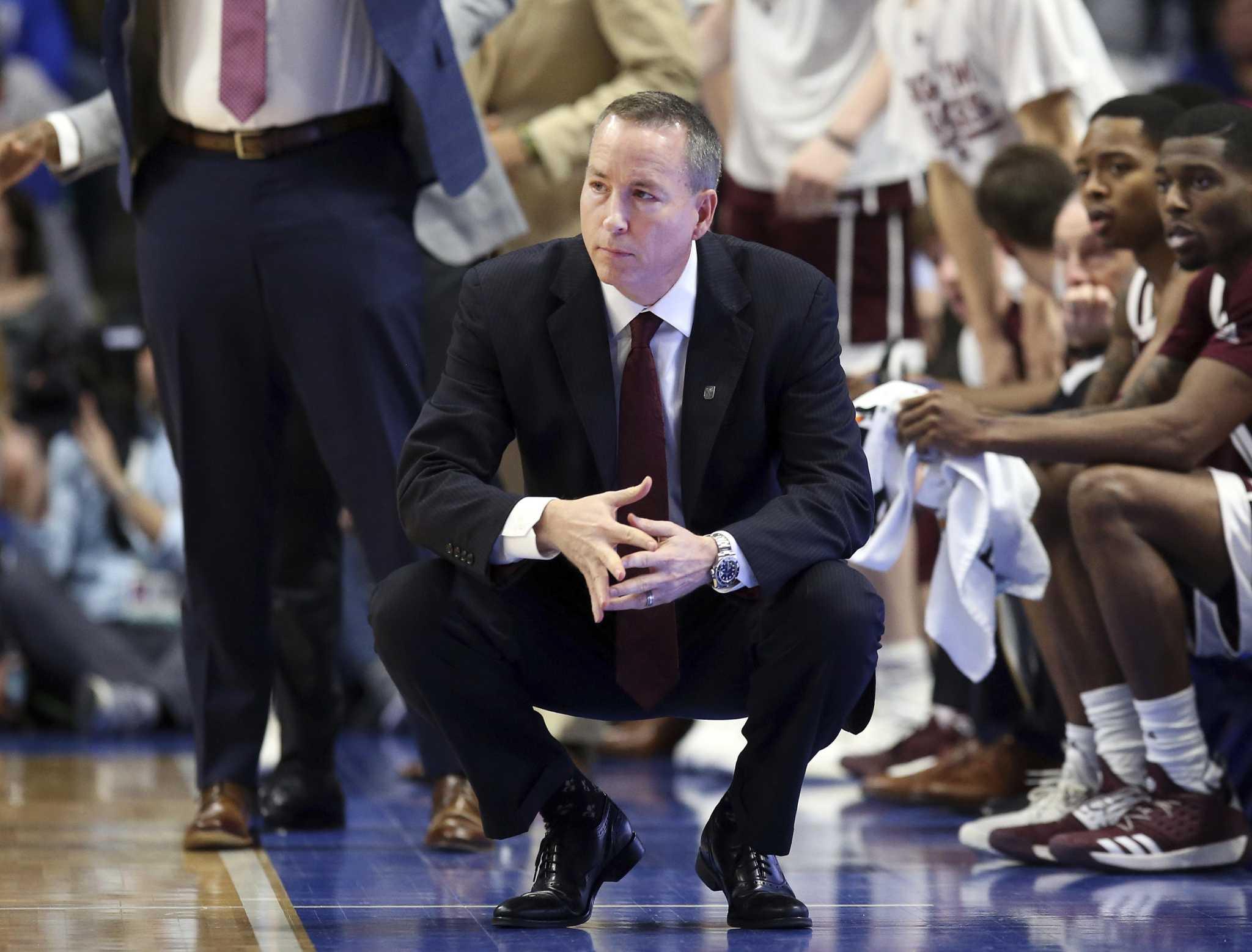 As trying season winds down, Aggies have trouble defending long shot