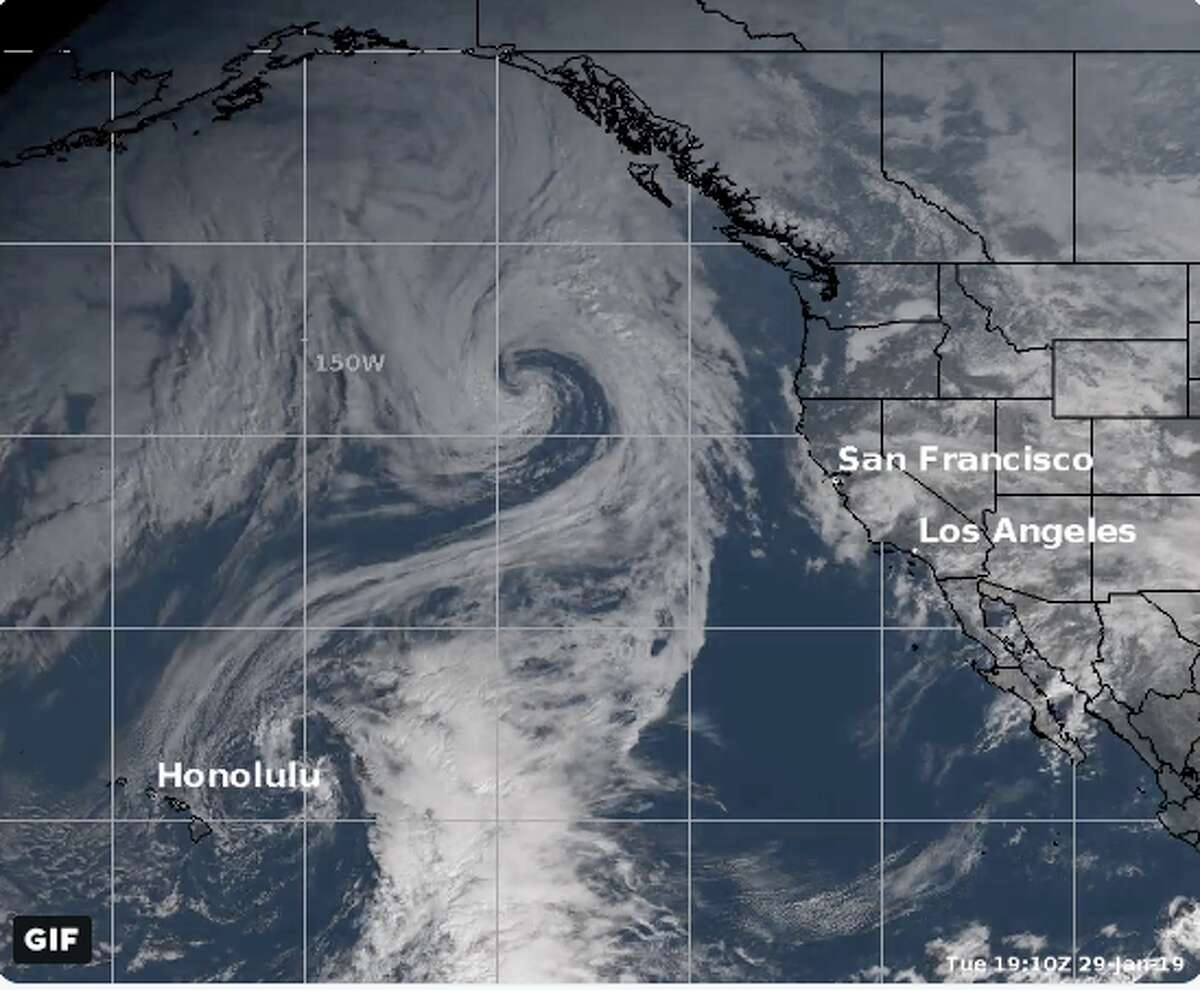 A storm is poised to deliver rain to the Bay Area Wednesday night.