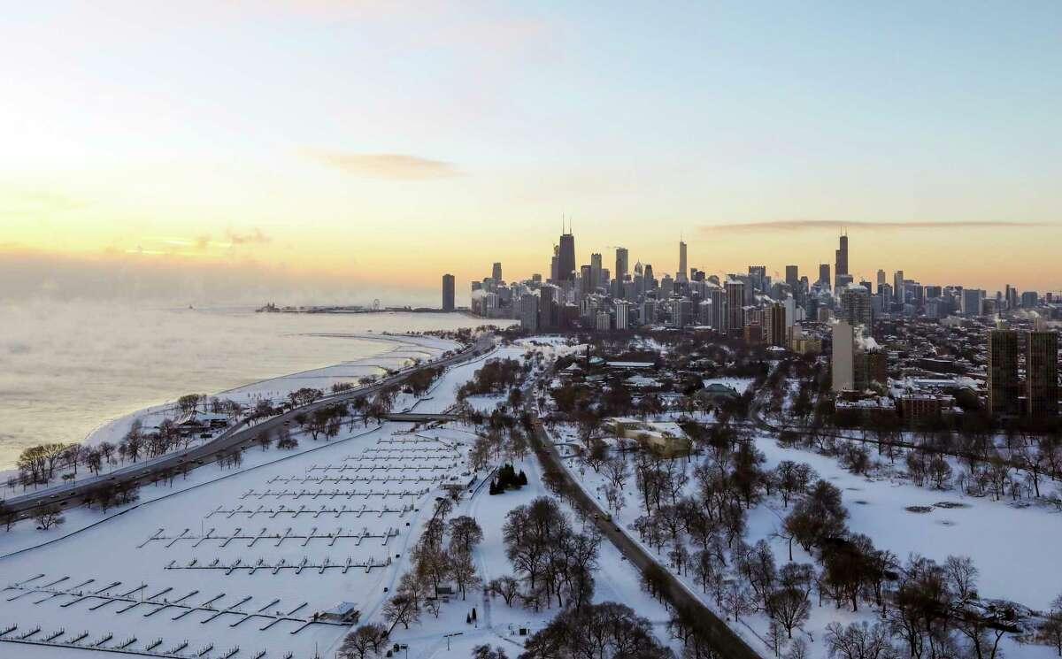 4. Chicago, Illinois Cost of Congestion per driver: $1,920