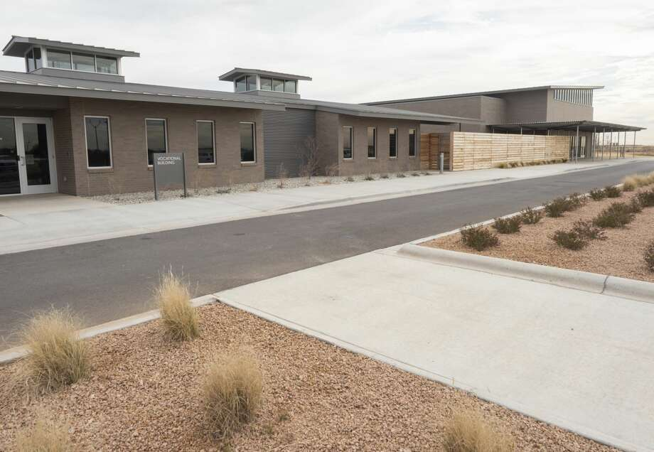 The new Bynum School facilities located at 5100 Avalon Drive. 01/29/19  Tim Fischer/Reporter-Telegram Photo: Tim Fischer/Midland Reporter-Telegram