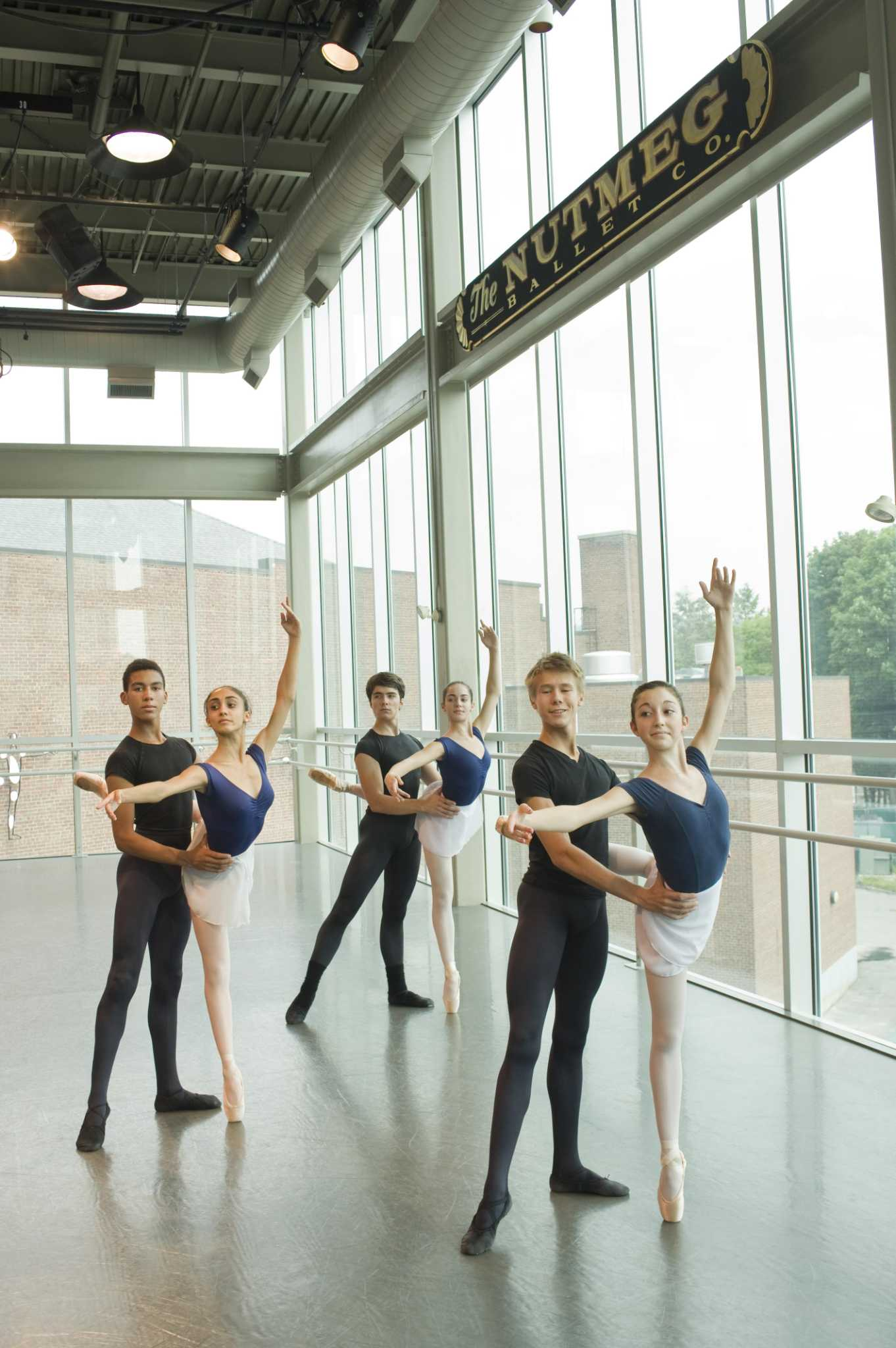 At Nutmeg Ballet, summer intensive auditions continue for young