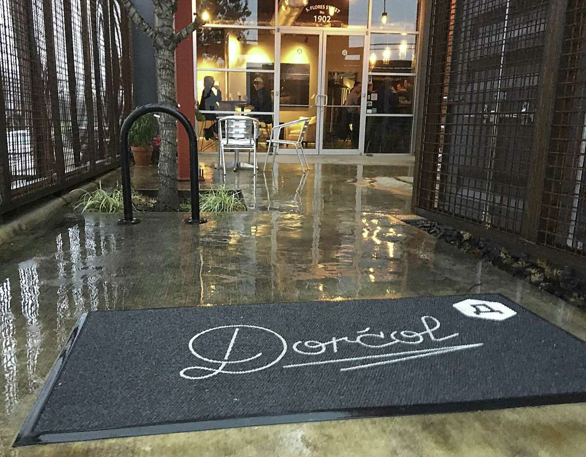 Dorcol Distilling + Brewing Co., the maker of Kinsman Rakia and HighWheel beers, on South Flores Street