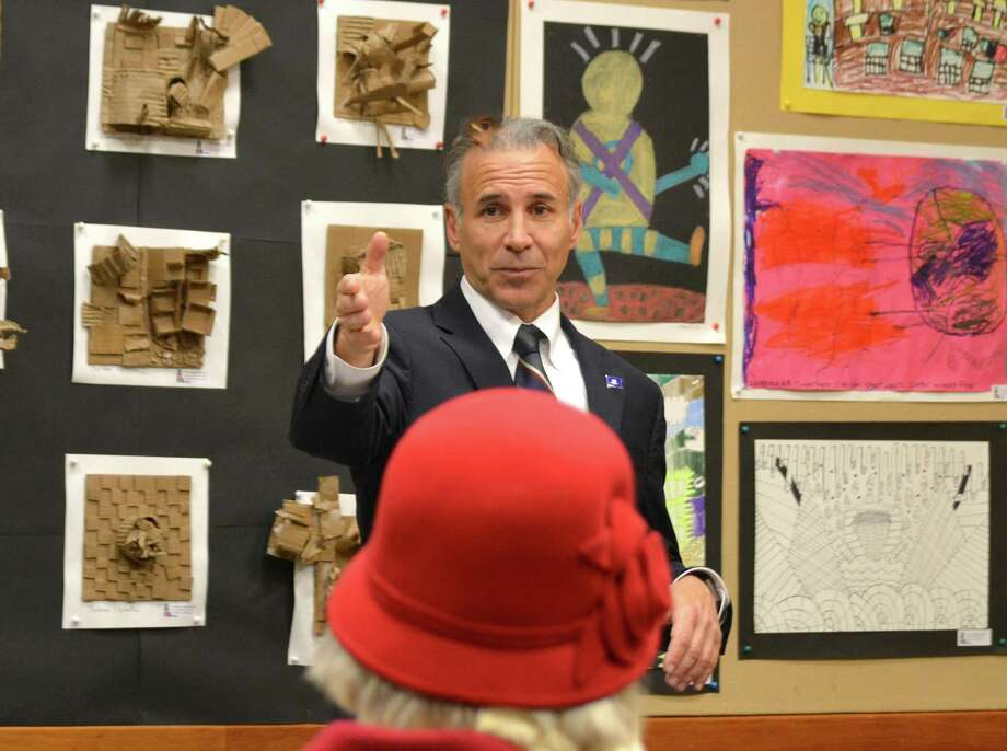 State Rep. Fred Camillo, R-Greenwich earlier this month. Photo: Contributed Photo / Greenwich Time Contributed
