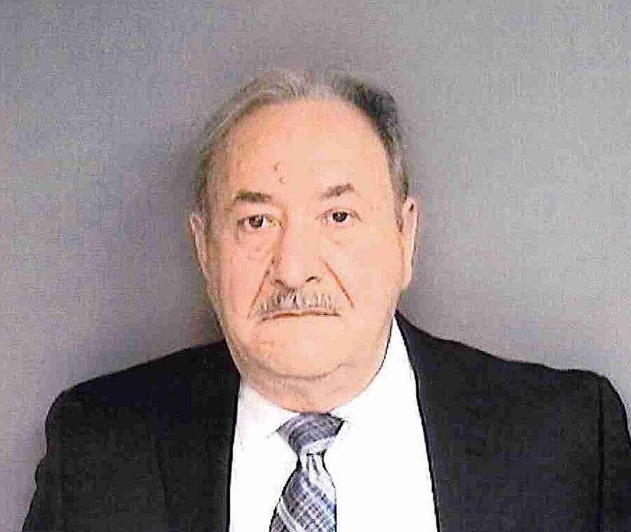 John Mallozzi charged with 14 counts each of filing false statements and second-degree forgery in an identity-theft scheme involving absentee ballots stemming from the 2015 municipal election. Photo: Contributed