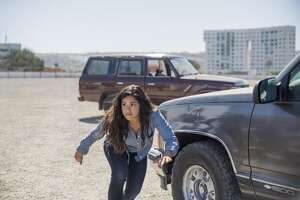 Gina Rodriguez has to escape cartel captivity in 'Miss Bala.