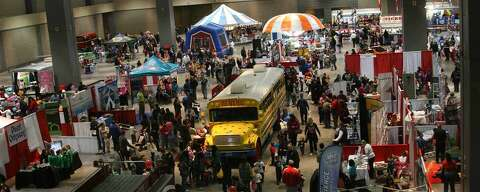 CT Kids Expo Fair a huge indoor carnival for all ages