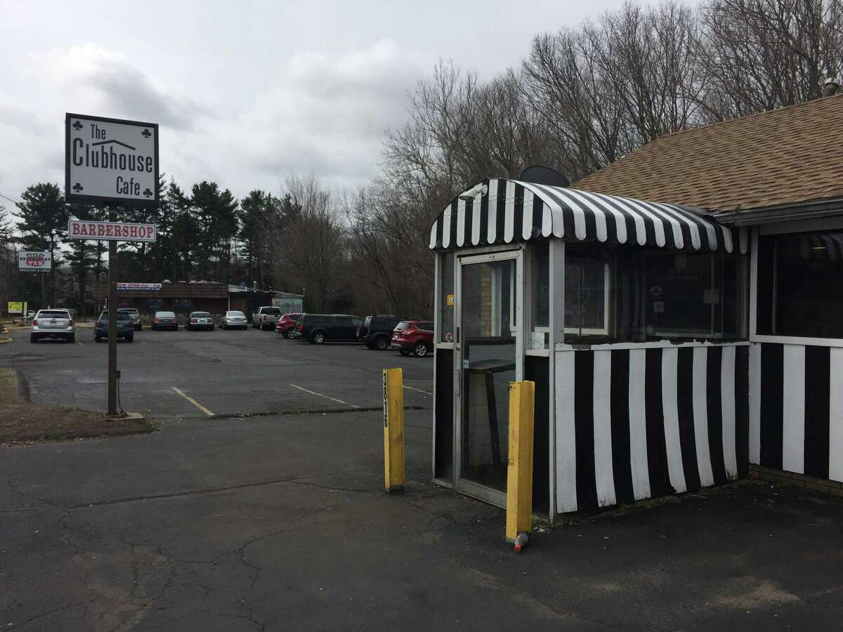 The Clubhouse Cafe, located at 3816 Whitney Ave. in Hamden.
