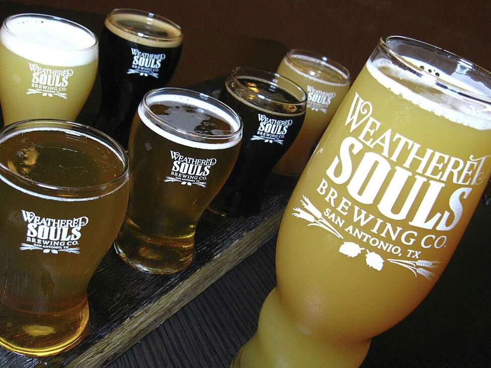 San Antonio's No. 1 Best Brewery: Weathered Souls Brewing Co. 606 Embassy Oaks, Suite 500 210-313-8796 weatheredsouls.beer On ExpressNews.com: San Antonio's best restaurants, bars, bakeries, distilleries, breweries and Hill Country wineries