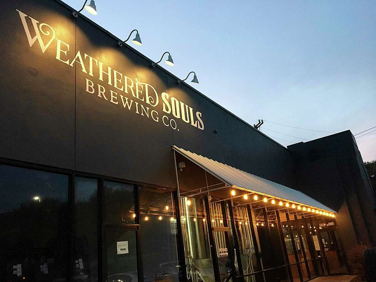 Weathered Souls Brewing Co., a beer company on Embassy Oaks in San Antonio, has partnered with South BBQ & Kitchen to serve smoked meats and sides inside the tap room.