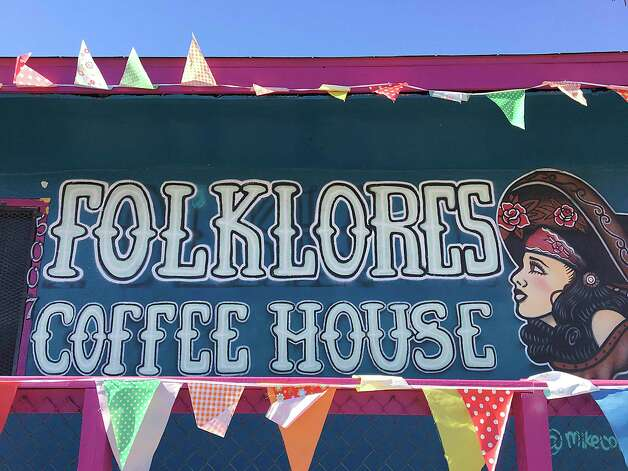 Folklores Coffee House feeding the elderly Owners of the South Side coffee spot have been connecting with elderly residents in need of meals via Facebook. Businesses like Fred's Fish Fry have donated food for the cause. On Thursday, the shop posted on Facebook that they had fed nearly 300 people. Photo: Mike Sutter /Staff File Photo