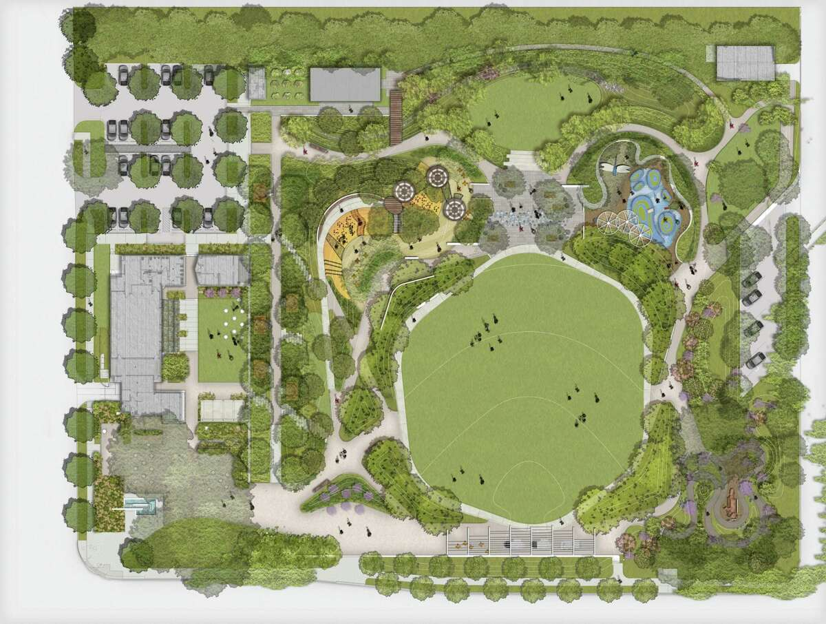 Bellaire city council members heard plans for phase 2 improvements at Evelyn's park at their meeting on Monday, Jan. 28. If approved in March, the work would likely begin in 2020 and wrap up in 2021. Some key features include a splash pad, shade structures and a play area for small children.