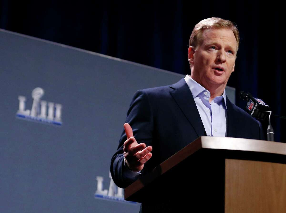 NFL commissioner Roger Goodell has informed all 32 teams in a memo that coaches will be allowed to return to team facilities on Friday, provided that this is allowed under state and local governments.