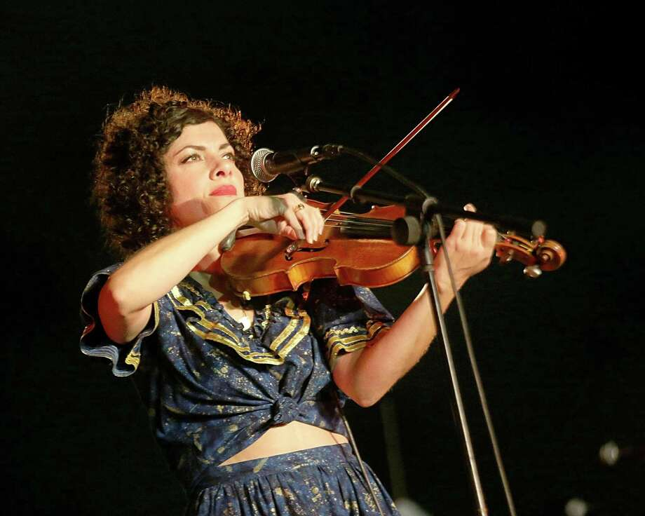 Austin musician Carrie Rodriguez will bring her Laboratorio project to the Pearl in February. Photo: Gary Miller /Getty Images / 2018 Gary Miller