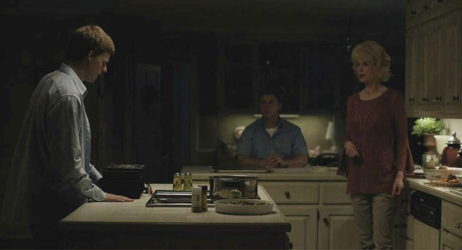 Based on a jolting true story, Boy Erased follows a young man (Lucas Hedges) who is forced to go through a gay conversion therapy program when his Southern Baptist parents (Russell Crowe and Nicole Kidman) discover he is not straight.
