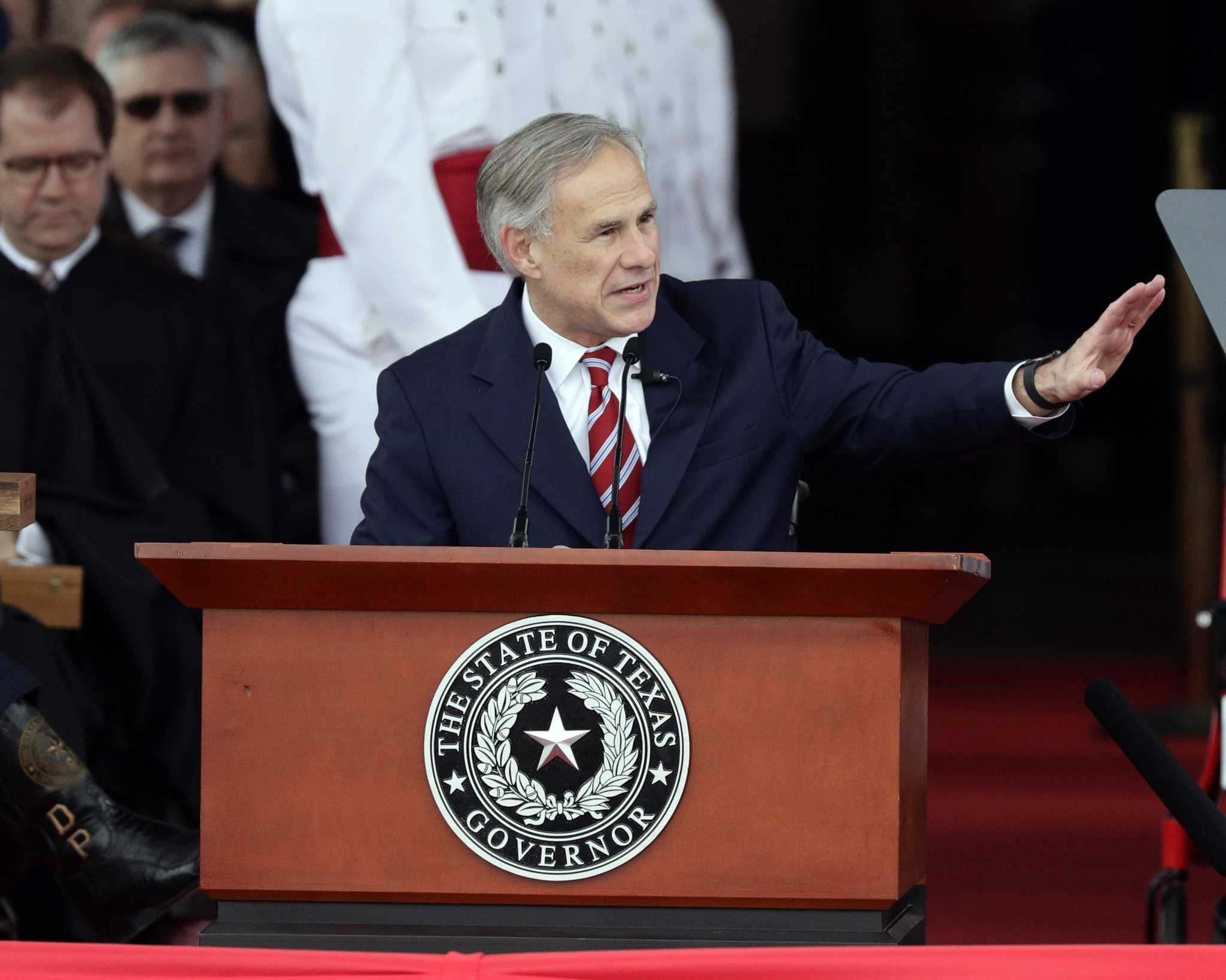 Texas Gov. Abbott picked as chair of Republican Governors Association for 2020 election