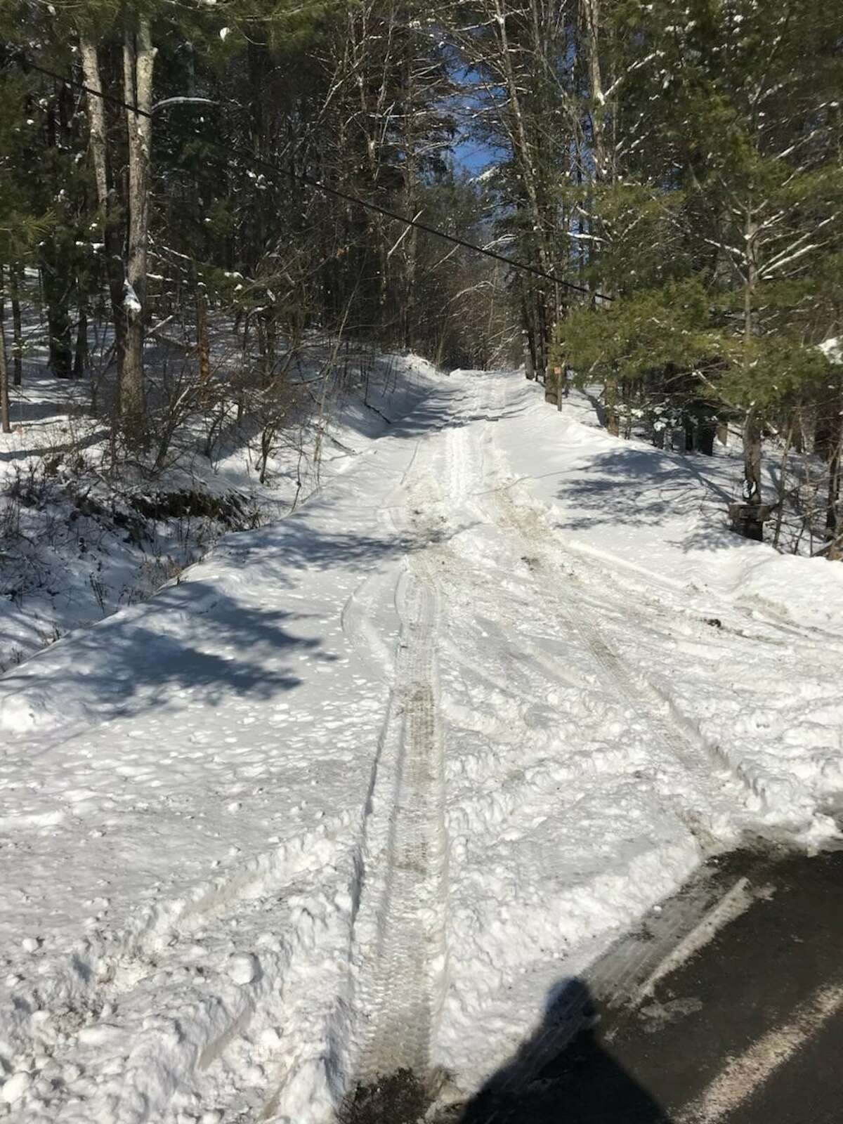 Albany County sheriff's department responds to an emergency in New Scotland where a man fell and injured his head. (Albany County sheriff's office)