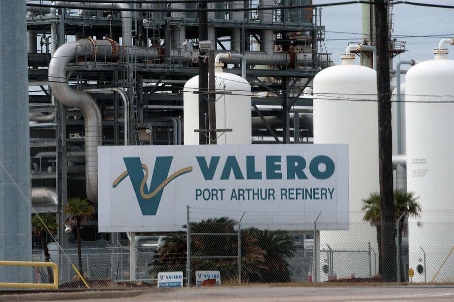 Valero Port Arthur Refinery  Photo taken Wednesday, 1/30/19 Photo: Guiseppe Barranco/The Enterprise / Guiseppe Barranco ©